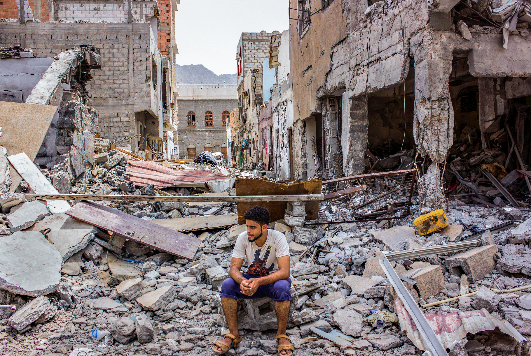 COVID-19 devastates already desperate, ravaged Yemen | SDG Integration